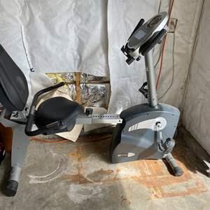 Lot # 222 - Schwinn 213 Recumbent Exercise Bike