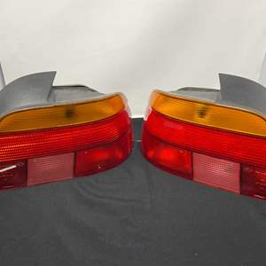 Lot # 196 - Two Taillight Assembly's for a 1999 BMW 5-Series