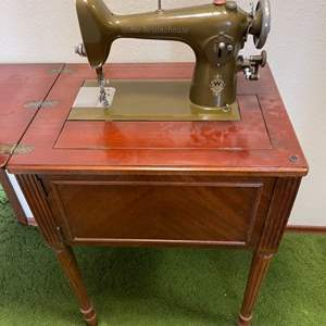 Lot # 14 Free-Westinghouse Sewing Machine