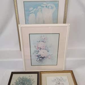 Lot # 33 Assorted Framed Prints