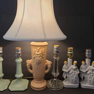 Lot # 67 Lamps