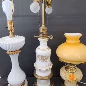 Lot # 68 Lamps