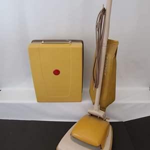 Lot # 80 Vintage Hoover Vacuum Cleaners