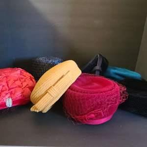 Lot # 124 Vintage Ladies Hats #2