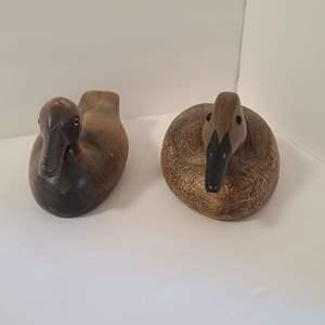 Lot # 127 Wildfowler Decoy Ducks