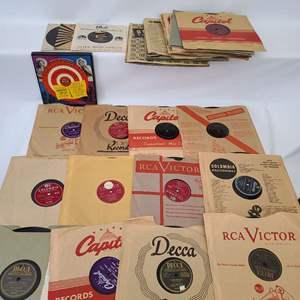 Lot # 138 Vinyl Records #2