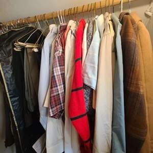Lot # 169 Asst. Mens Clothes
