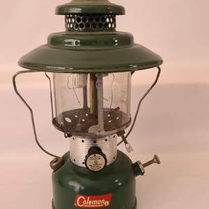 Lot # 184 Vintage Coleman Lantern