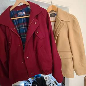 Lot # 205 Men's Pendleton Jackets