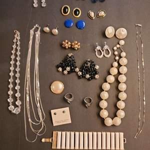 Lot # 228 Misc. Fashion Jewelry