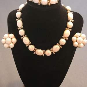 Lot # 229 Vintage Tafari Jewelry Set