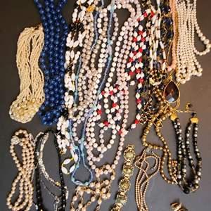 Lot # 232 Assorted Fashion Jewelry #2