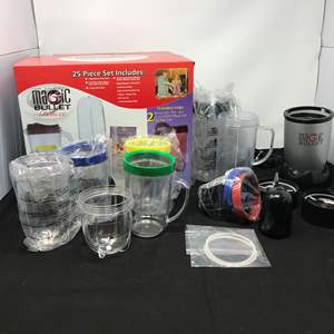 Lot # 56 - Lightly Used Magic Bullet Deluxe
