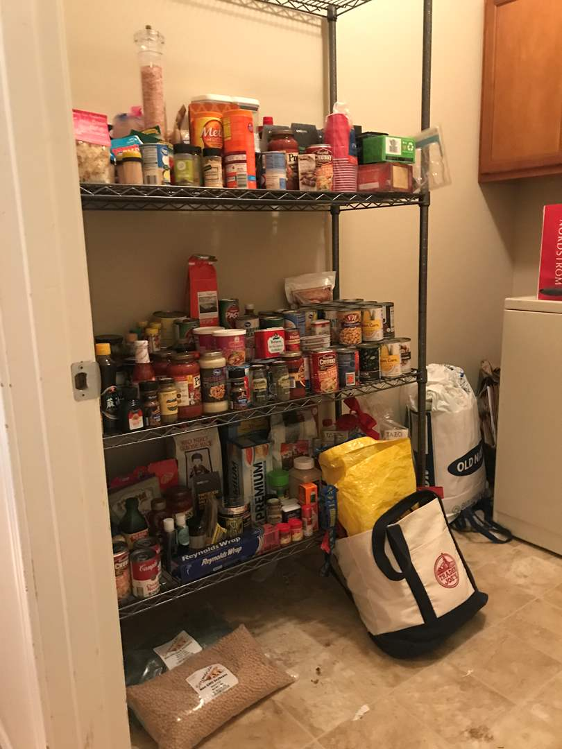 Lot # 99 - Huge Lot of Canned Foods, Spices, Beans, Mixes & More (main image)