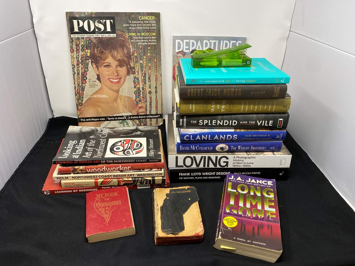 Lot # 19 - Misc. Collection of Books - (See Pictures) (main image)