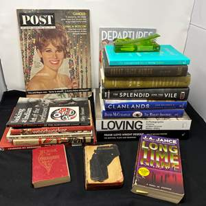 Lot # 19 - Misc. Collection of Books - (See Pictures)