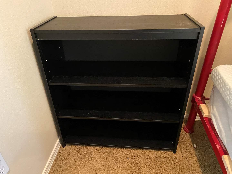 Lot # 117 - Small Bookshelf (main image)