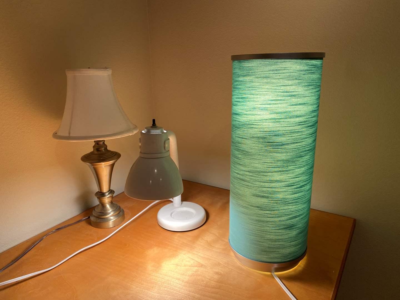 Lot # 128 - Three Table Lamps (main image)