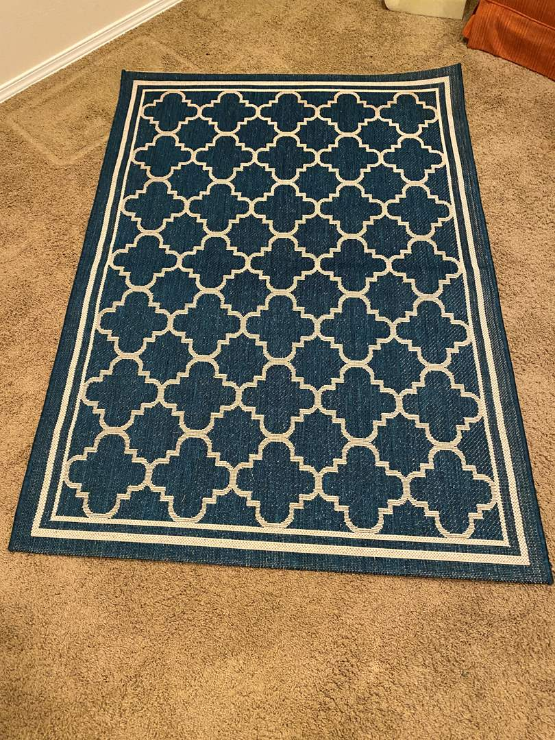 Lot # 134 - Safavien Courtyard Indoor/Outdoor Rug - (See Picture for Size) (main image)