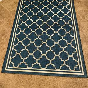 Lot # 134 - Safavien Courtyard Indoor/Outdoor Rug - (See Picture for Size)