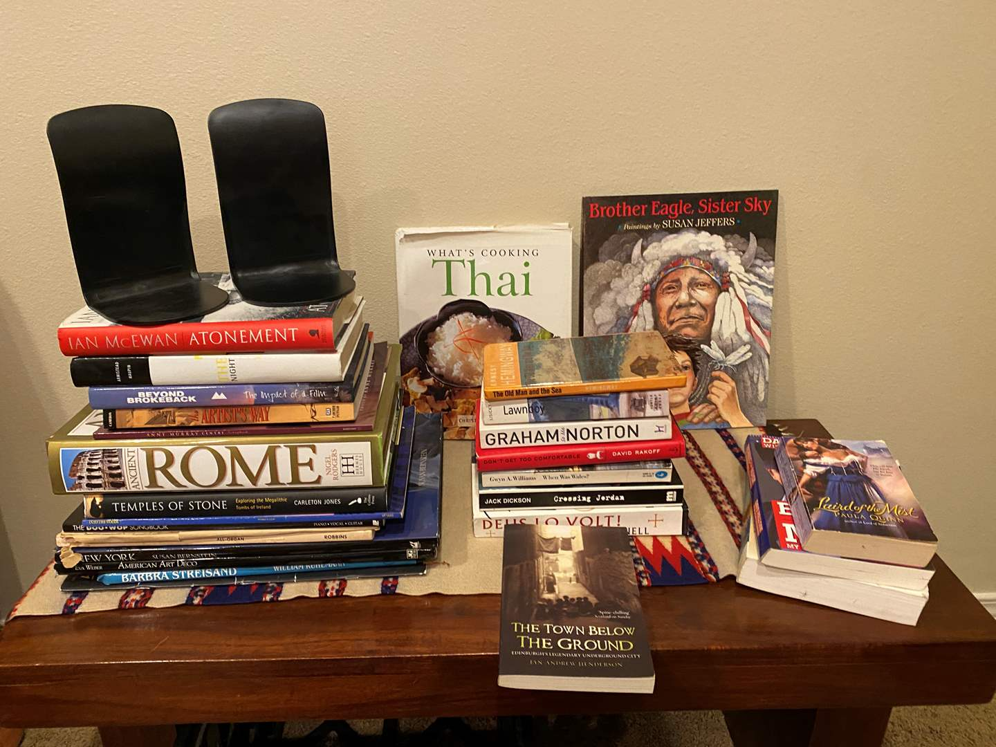 Lot # 159 - Selection of Books - (See Pictures for Titles) (main image)