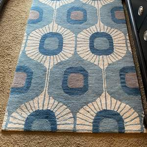 """Lot # 166 - Nice Wool """"Bashian"""" Are Rug - (See Pictures for Size)"""