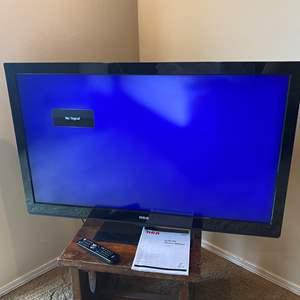"Lot # 173 - RCA 46"" Flat Screen LCD TV - (Works)"