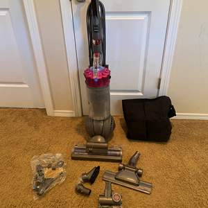 Lot # 187 - Dyson DC 65 Dyson Ball Complete Vacuum - (Works Great)