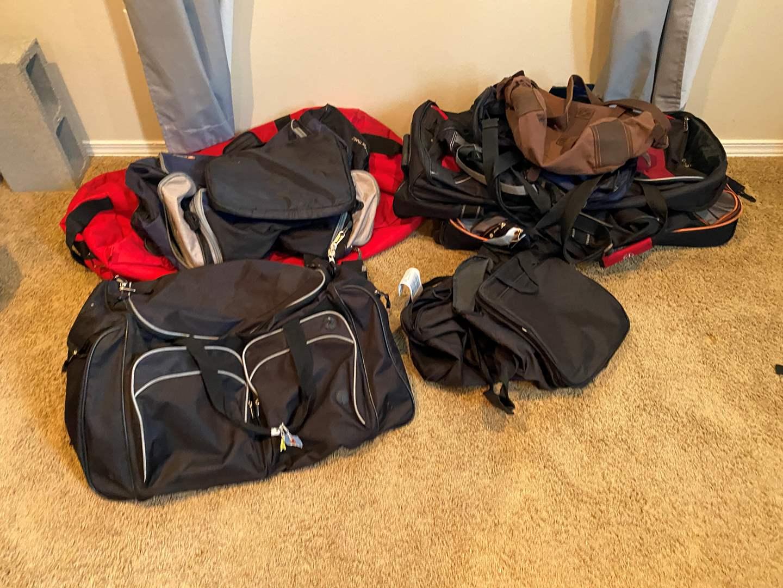 Lot # 225 - Misc. Duffel Bags (main image)