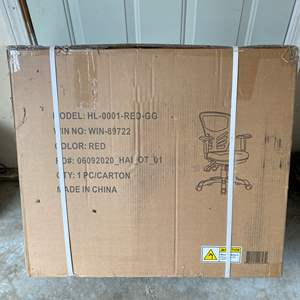 Lot # 238 - New in Box Office Chair