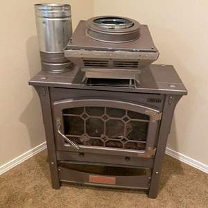 "Lot # 125 - Avalon ""Prairie"" Gas Fireplace"