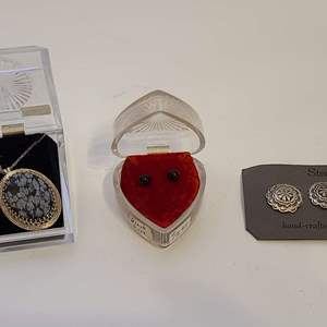 Lot # 49 Misc. Jewelry-Will Ship