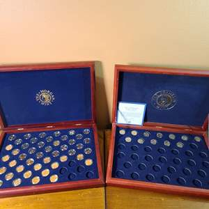 Lot # 61 Presidential & State Quarters- Will Ship