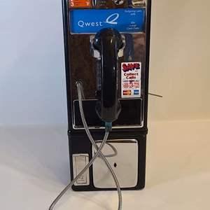 Lot # 199 Qwest Payphone