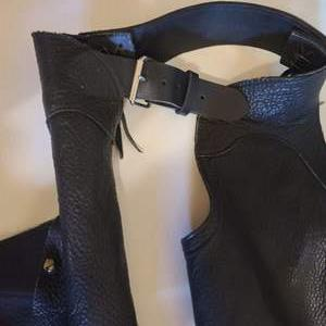 Lot # 234 Leather Chaps