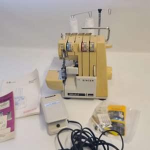 Lot # 236 Singer 14U52A Sewing Machine