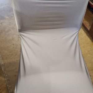 Lot # 243 Cloth Chair Covers #2