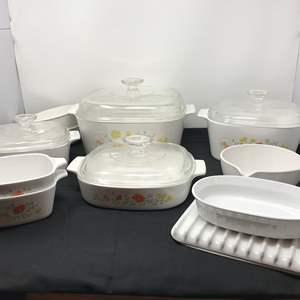 Lot # 50 - Nice Set of Corning Ware Baking Dishes