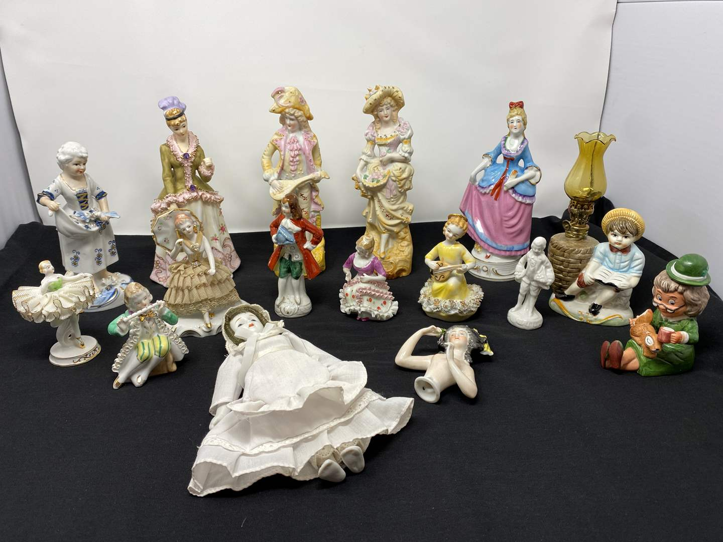 Lot # 31 - Collection of Vintage Figurines - (See Pictures) (main image)
