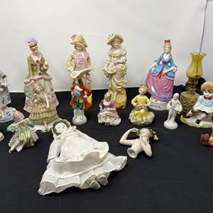 Lot # 31 - Collection of Vintage Figurines - (See Pictures)