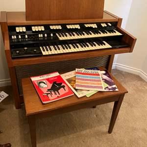 Lot # 107 - Hammond 102-A Organ