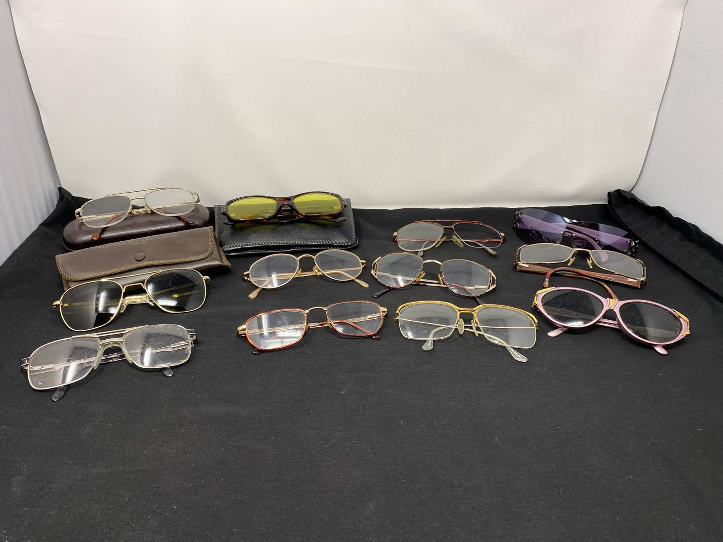 Lot # 129 - Small Collection of Vintage Eye Glasses (main image)