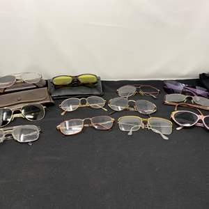 Lot # 129 - Small Collection of Vintage Eye Glasses