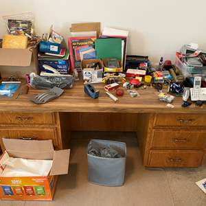 Lot # 161 - Large Selection of Office Supplies - (See Pictures)