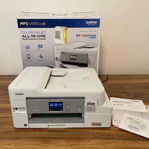 Lot # 164 - Like New Brother MFC-J9950wxl All-in-One Printer - (Powers On)