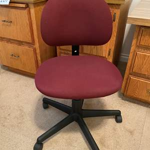 Lot # 170 - Adjustable Office Chair