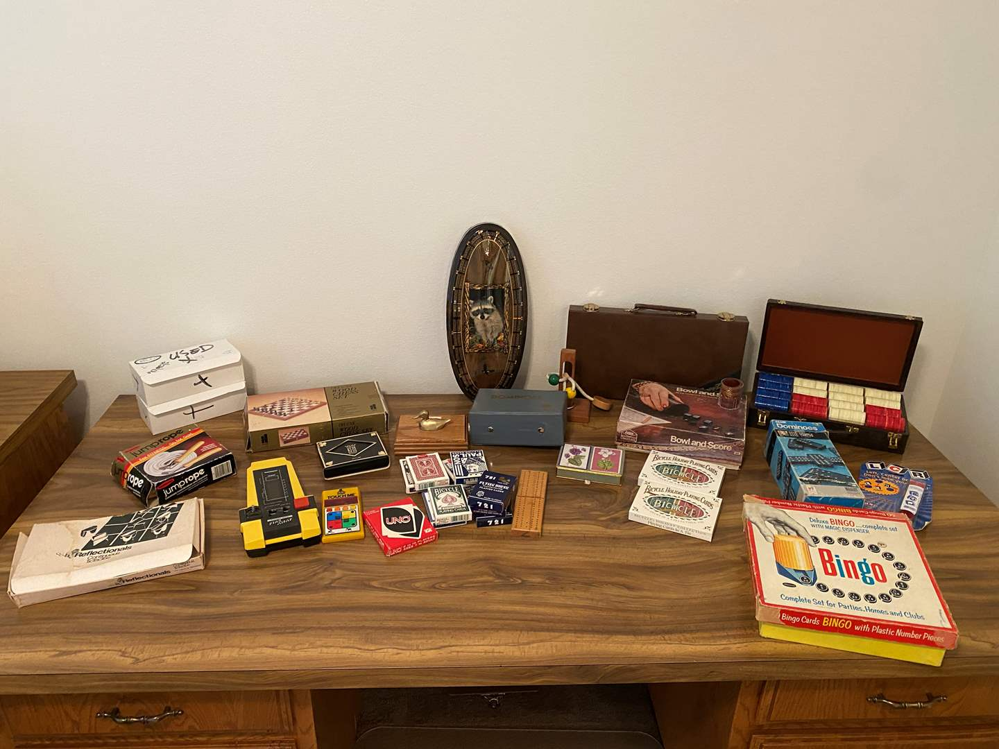 Lot # 172 - Collection of Vintage Games (main image)