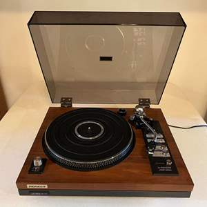 Lot # 184 - Pioneer PL-71 Direct Drive Turntable - (Powers On)