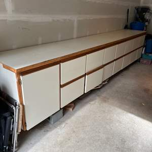 Lot # 243 - Large Office Filing System