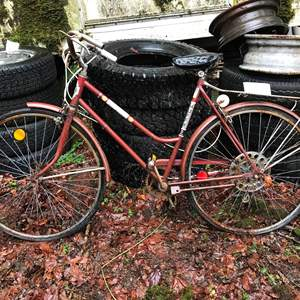 """Auction Thumbnail for: Lot # 95 - Vintage Huffy Regal 5 Speed Bicycle. """"Needs TLC"""""""